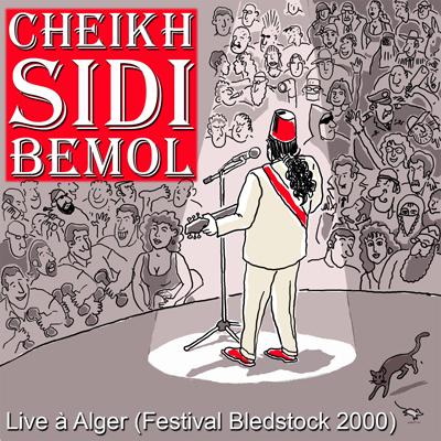 Album Live à Alger